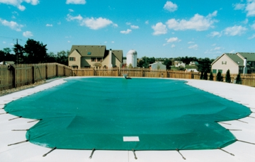 Mahwah Mesh Pool Covers And Pool Safety Fences By Pool Safety
