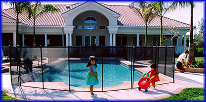 Removable Pool Fences For Swimming Pools Safety